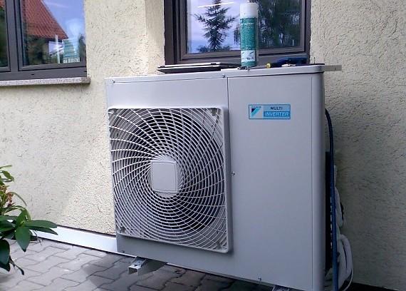 Klimatyzacja sprzyja efektywności pracy